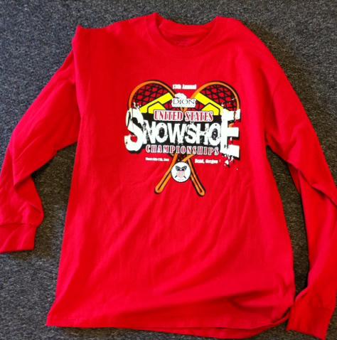 SnowshoeShirt