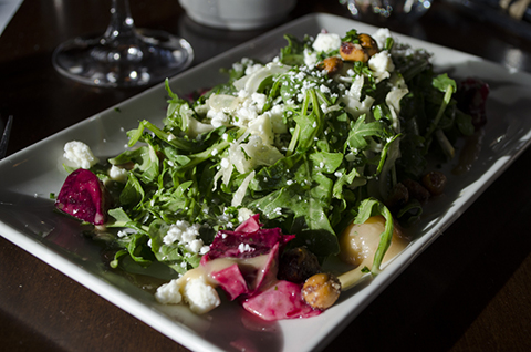The magical beet & fennel salad that had everyone swooning.
