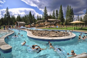 Fun for the whole family at SHARC in Sunriver.