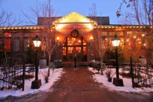 McMenamins Old Saint Francis is one of many Bend hotspots serving up a tasty Thanksgiving meal.