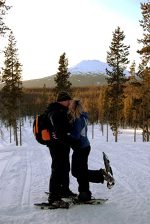 Try a romantic post-Thanksgiving outing with Wanderlust Tours.