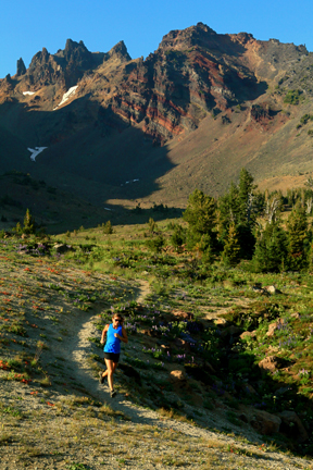 Trail running in Bend is a great way to get a jump on your fitness goals.