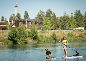 There are a million ways to play in Bend's great outdoors. Pick one and get to it!