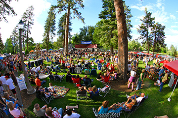 Family-friendly concerts like Munch & Music are a great opportunity for the whole family to enjoy live music together.