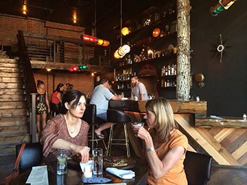 Dogwood Cocktail Cabin is one of Bend's newest (and tastiest) places to grab a drink.