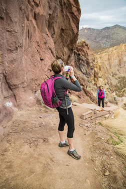 A hike at Smith Rock can be as hard or as easy as you want it to be.