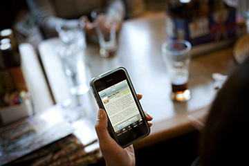 The Bend Ale Trail app is a handy tool to have on your phone if you plan to explore Bend's craft beer scene.