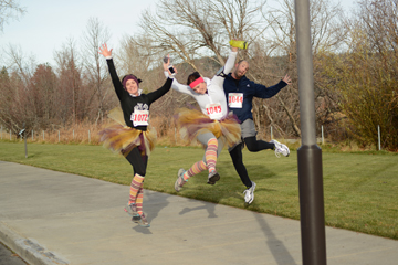 Run off those Turkey Day calories in the Thanksgiving Classic or one of the other fun runs happening this year.