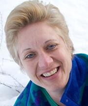 Author Linda Orcelletto (photo courtesy of Kari Mauser)