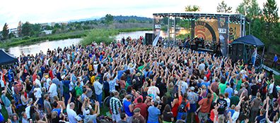 Alive After Five is a free concert series happening in the Old Mill District each Wednesday through August 5.