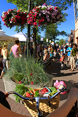 Few places are more joyful than the Bend Farmers Market on a summer afternoon.