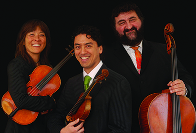 The Catgut Trio is one of several performance you can catch this season from the High Desert Chamber.