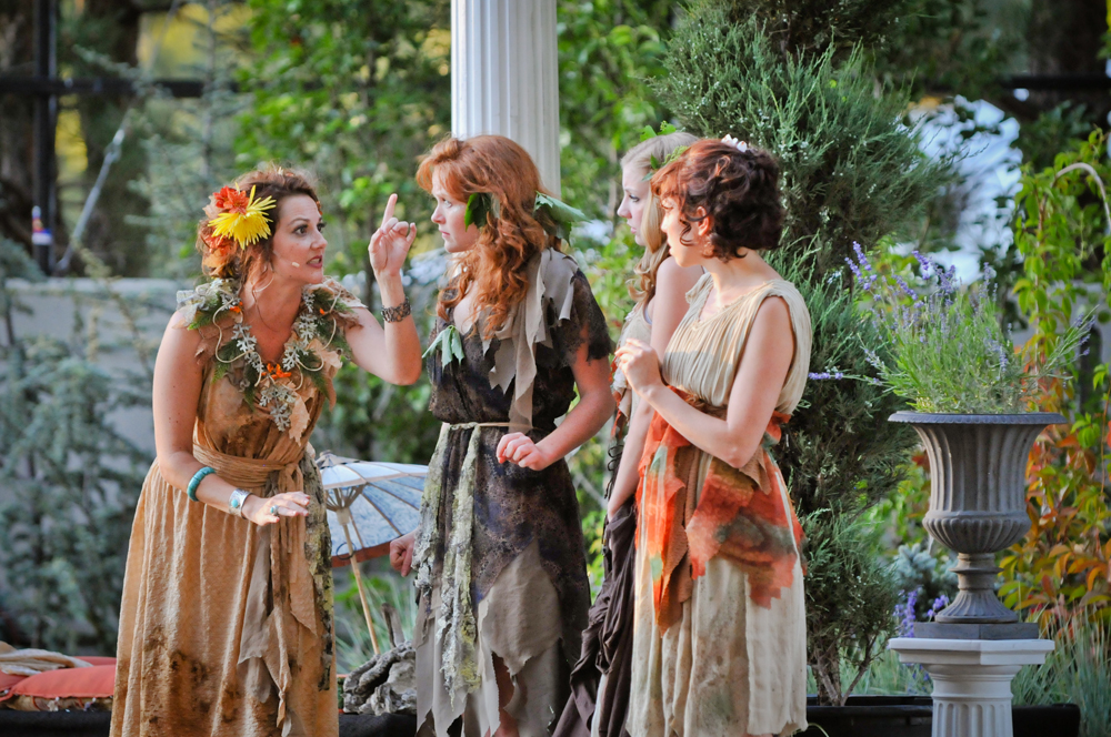 You only have a few days left to catch Shakespeare in the Park in Bend!