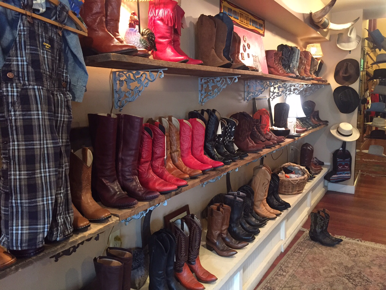 If you dig vintage boots, you'll want to hit Cowgirl Cash.