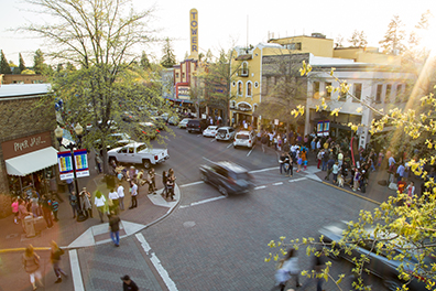 Late-summer is the perfect time for First Friday Art Walk.