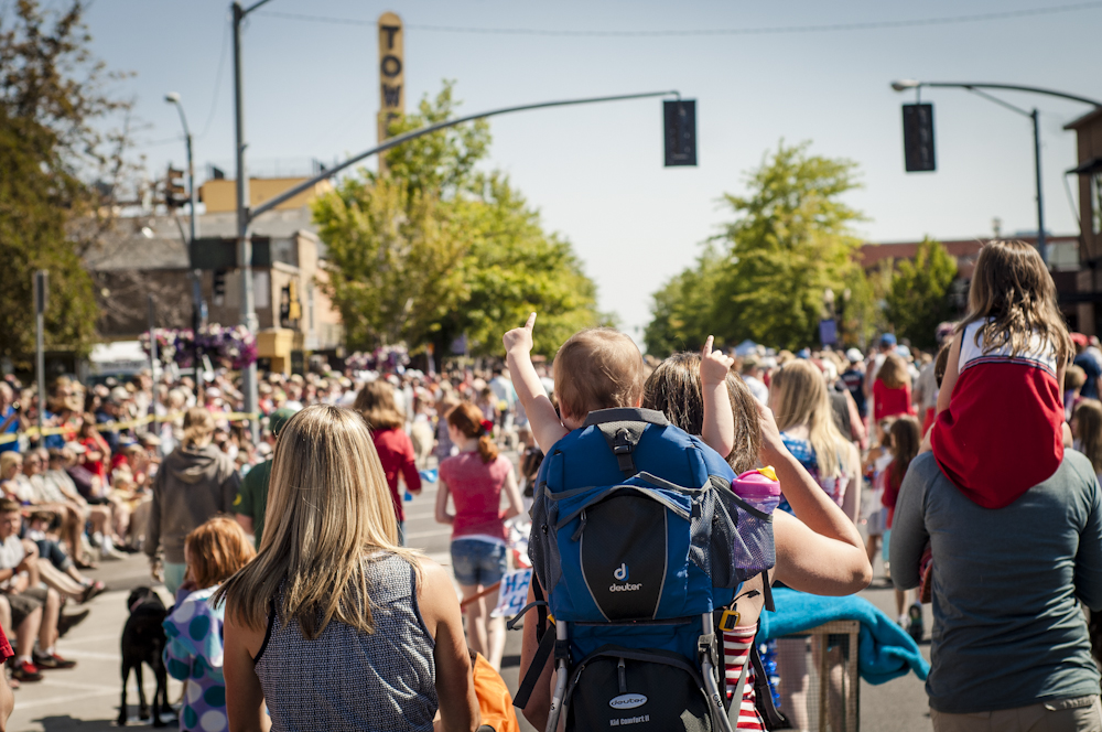 The annual Fourth of July Parade has been going strong in Bend since the 1930s.