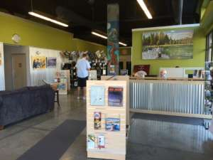 The Bend Visitor Center is a great resource for maps, directions, and local tips on everything from dining to attractions.