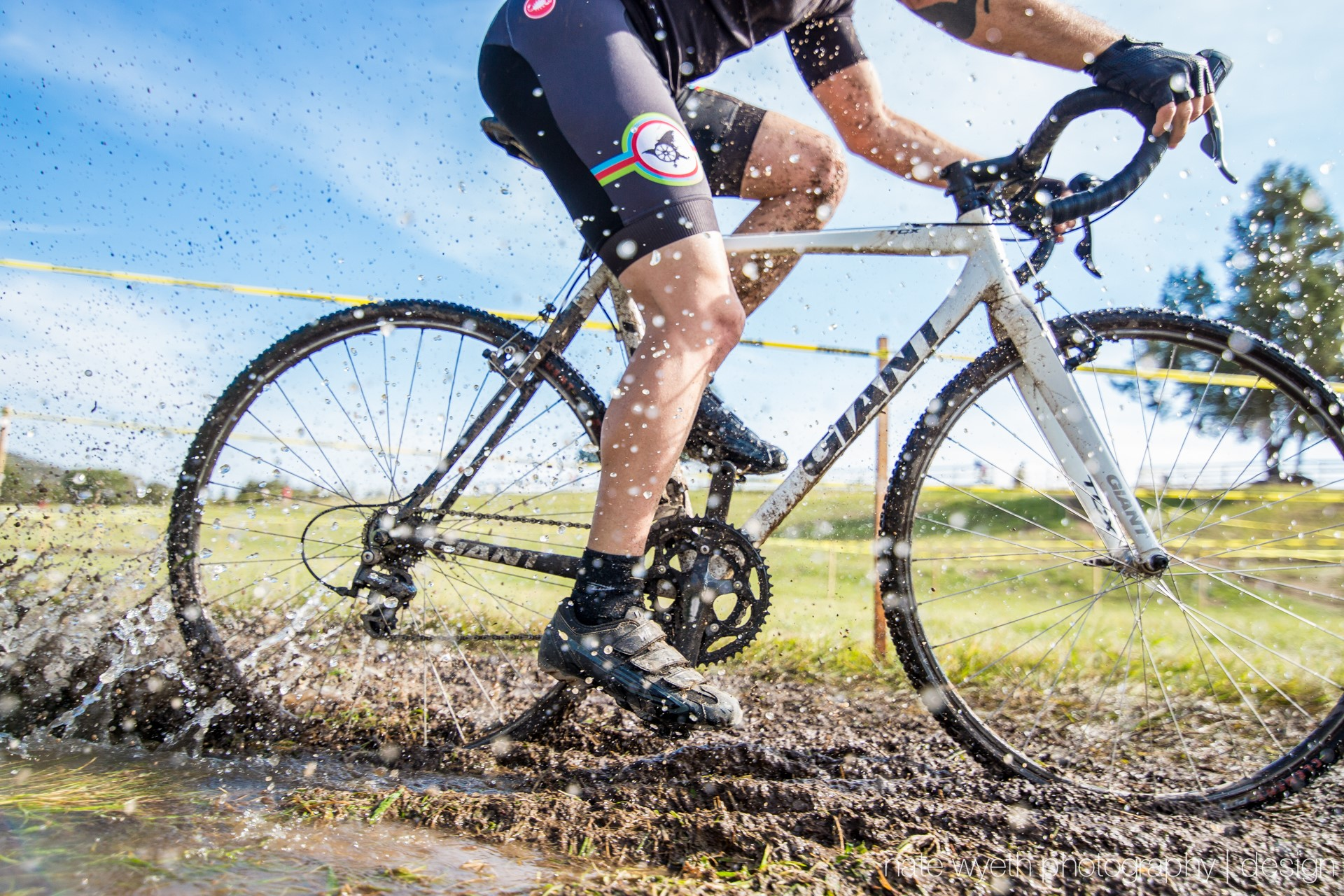 Mud cyclocross