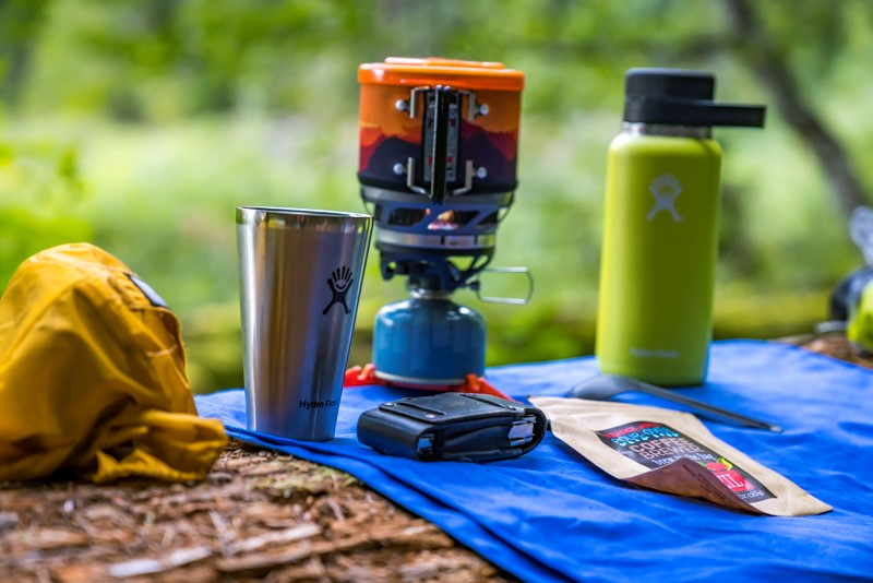 Just a few of the essentials you should have when venturing into the great outdoors.