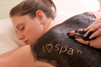 Get muddy in a good way at Spa W.
