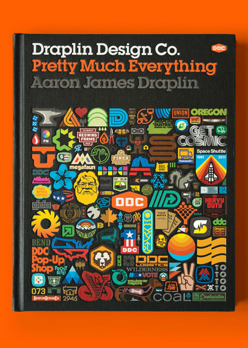 Aaron Draplin is speaking at Swivel this year, and you'll have a chance to nab his new book!