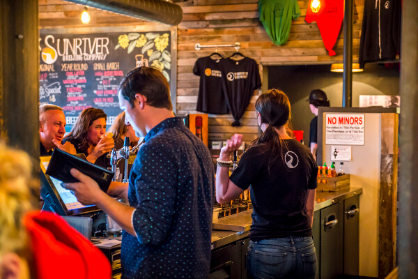 Bend Ale Trail Month is a great time to visit some of the newer breweries that were recently added to the program, including Sunriver Brewing.