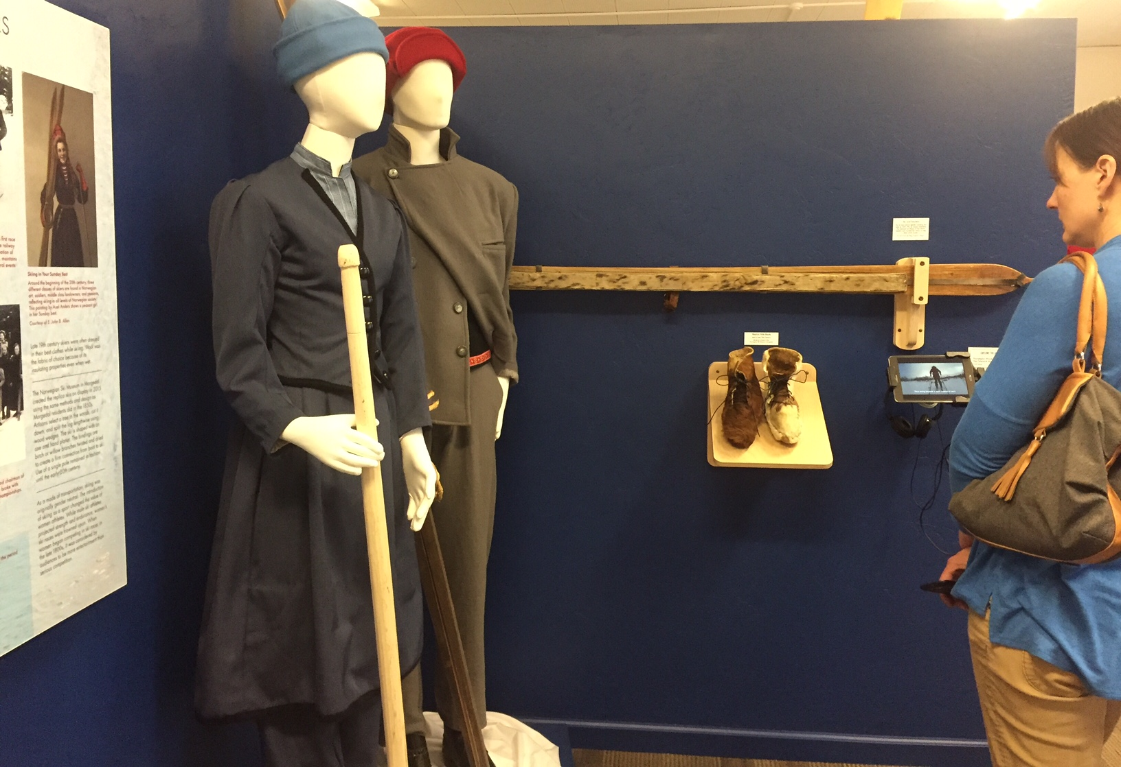 Give your brain a break from politics by visiting the Deschutes Historical Museum and checking out their awesome Nordic skiing exhibit.