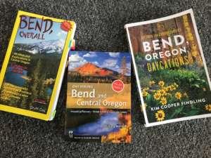 Bend hiking guidebooks