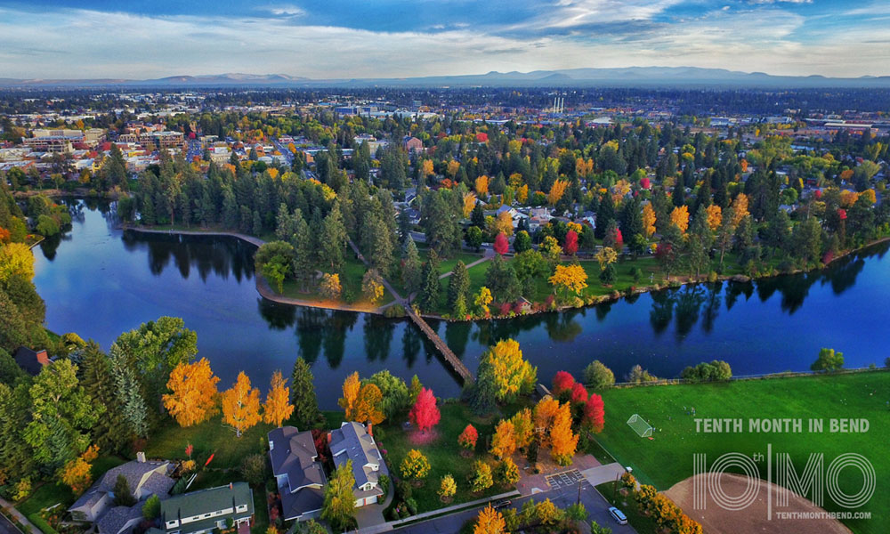 Visit Bend, Oregon During Tenth Month Every October