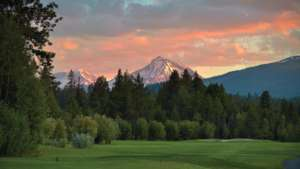 Play a round at Black Butte Ranch
