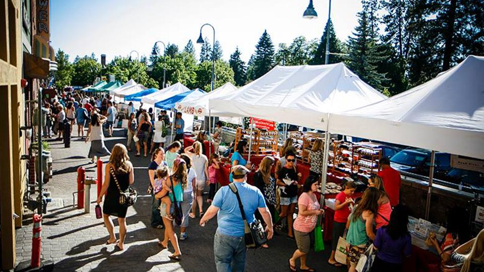 Experience Downtown Bend Visit Bend