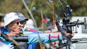 Oregon Senior Games – Archery