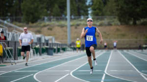 Oregon Senior Games – Track & Field