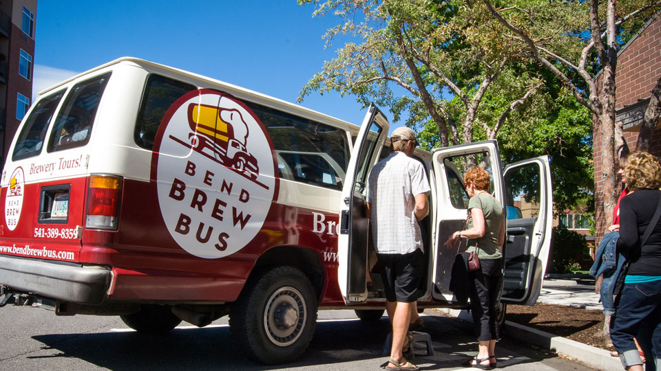 Bend Brew Bus Tour