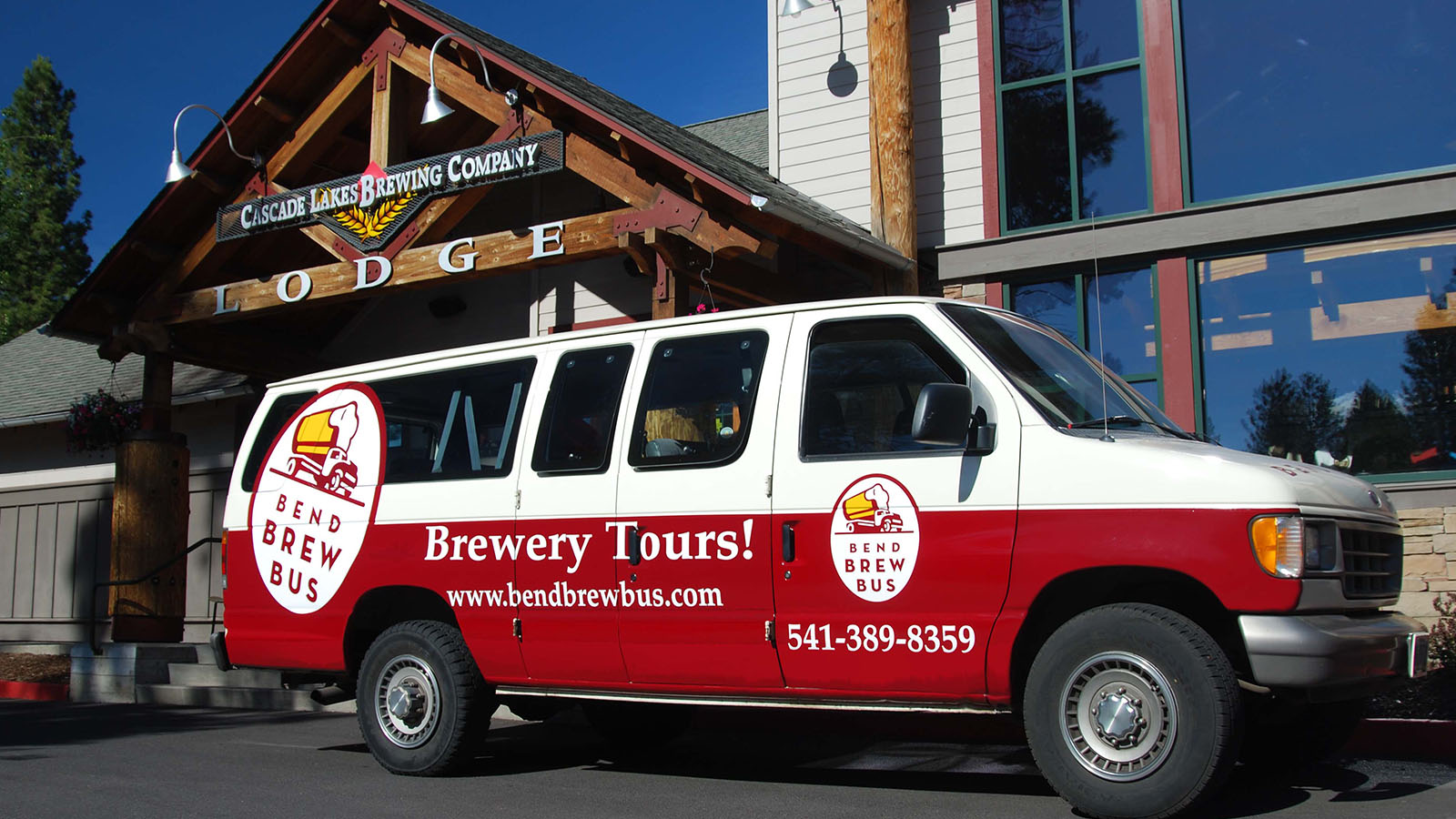 Travel Bus Tours From Sisters Oregonn