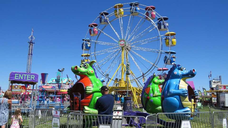 Deschutes County Fair Amp Rodeo 2018 Visit Bend