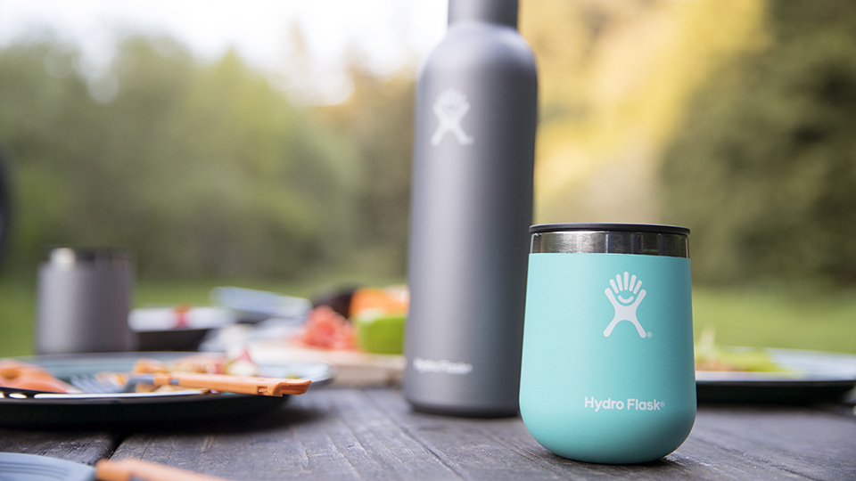 Reusable drink containers in Bend, Oregon
