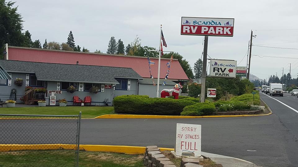 Scandia Rv Resort Visit Bend