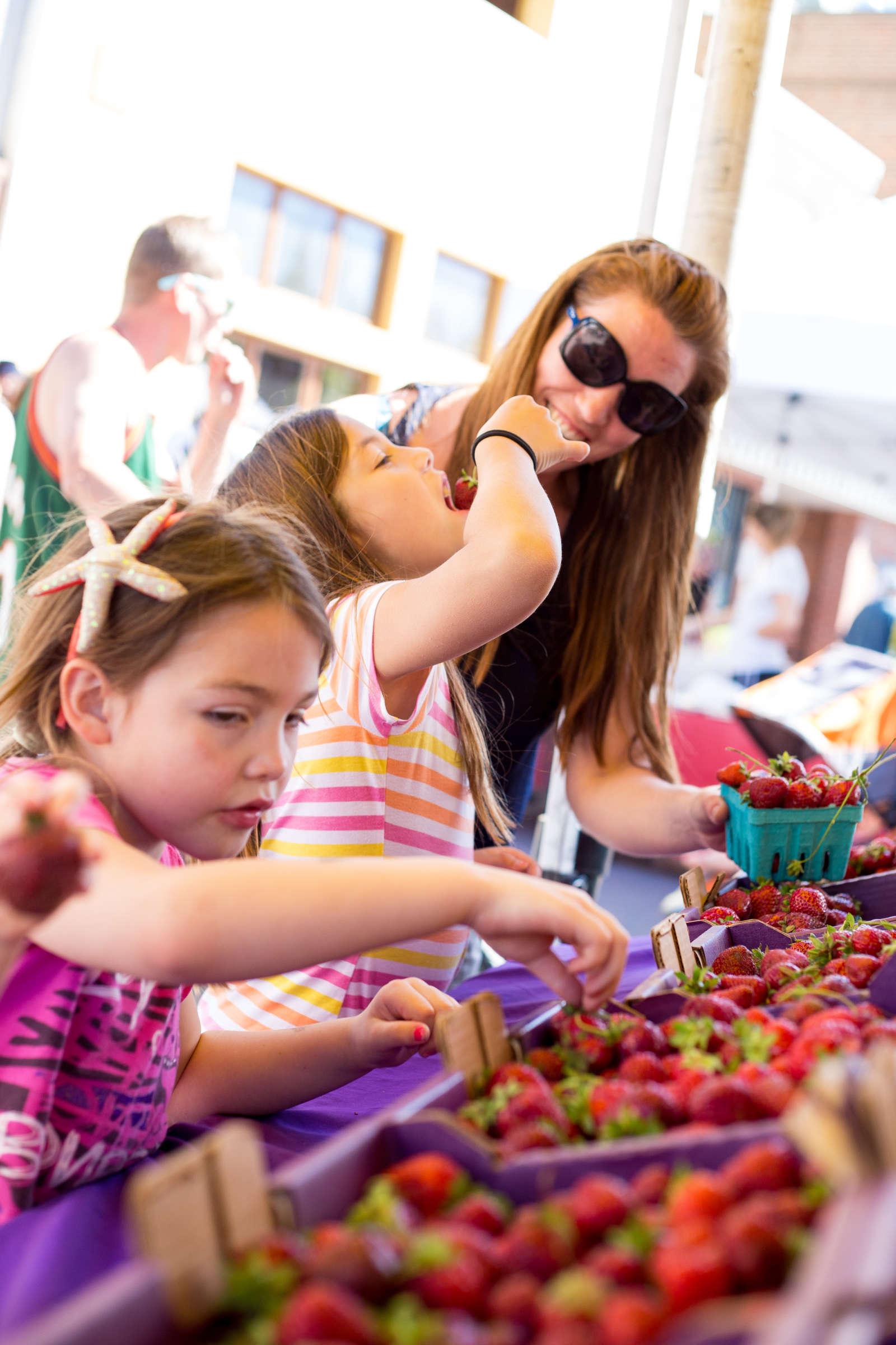 Bend Farmers Market
