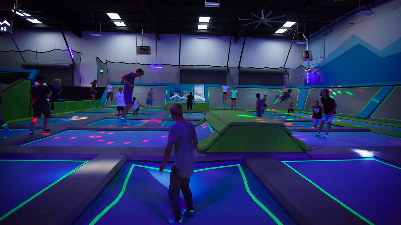 Mountain Air Trampoline Park Visit Bend