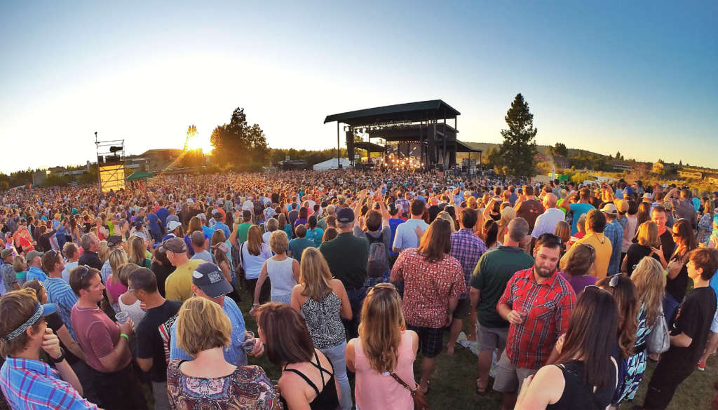 Dave Matthews Band Les Schwab Amphitheater