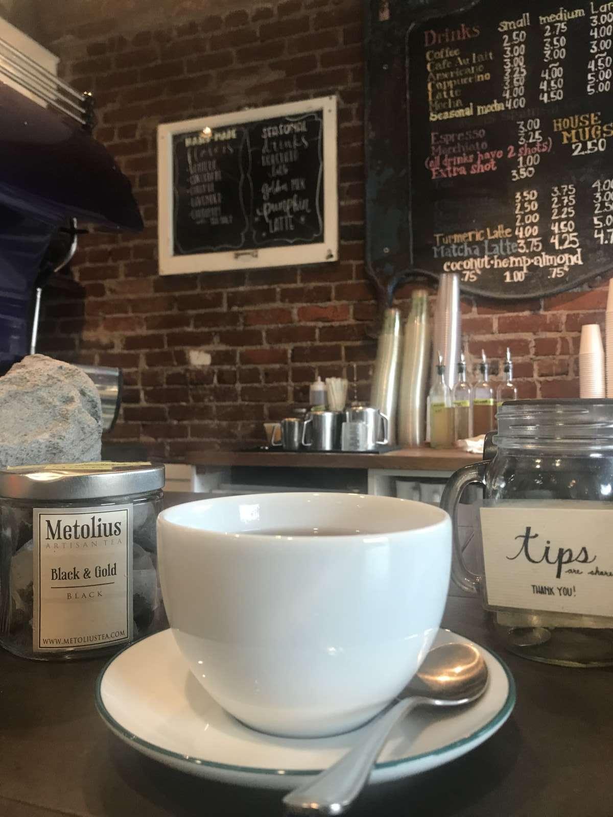 Metolius Tea Jacksons Corner