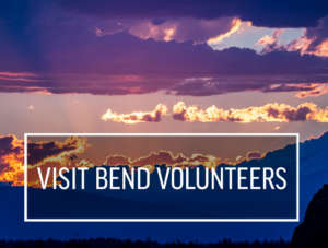 Visit Bend Volunteers 700x530