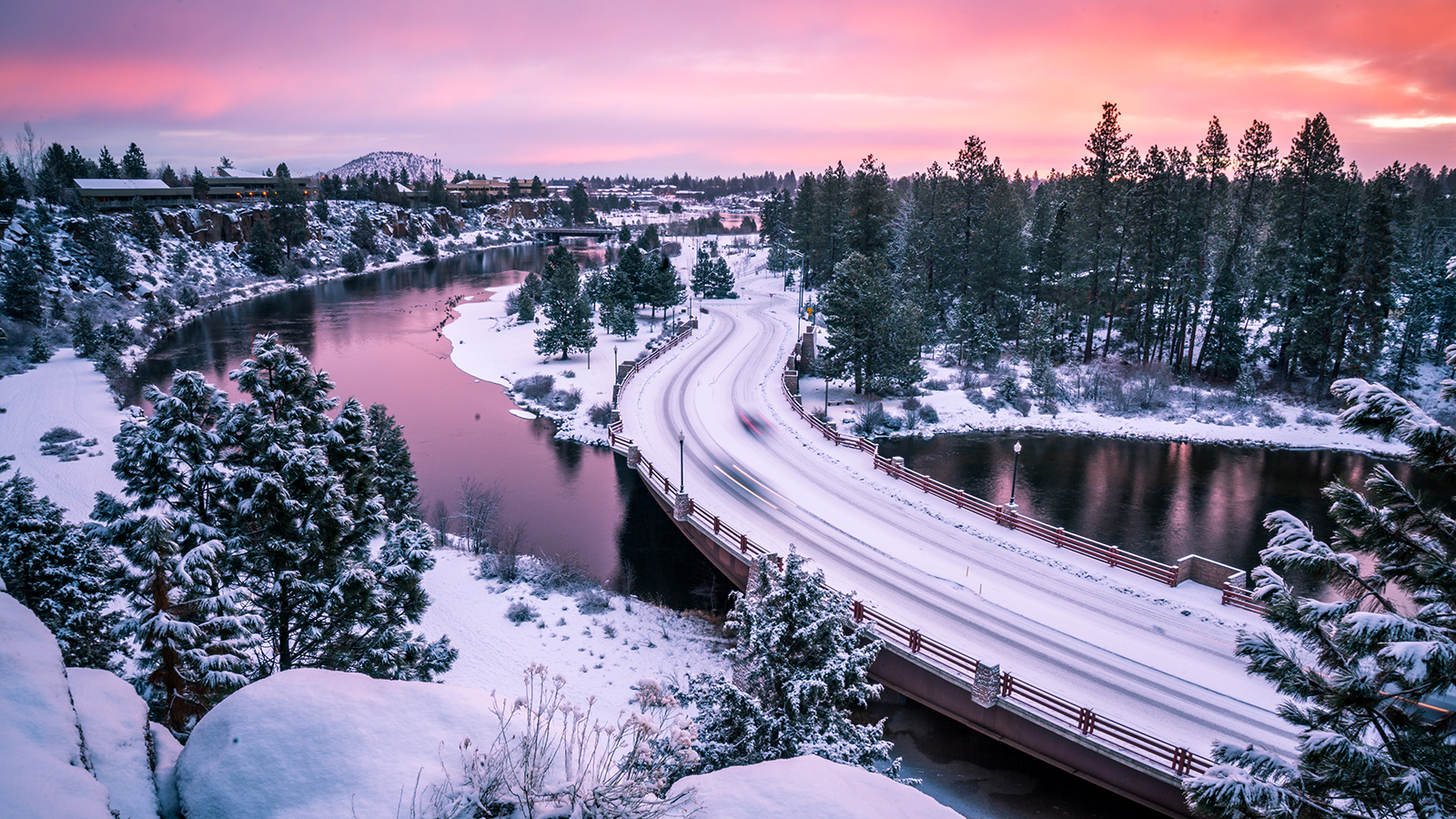 Ultimate Winter Getaway to Bend