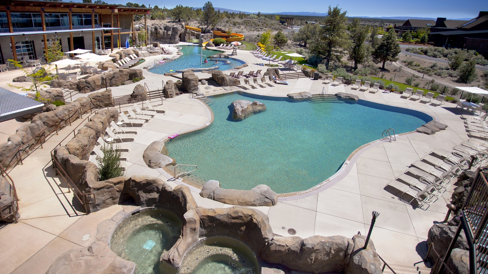 Brasada Ranch Swimming Pool