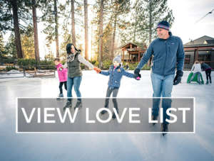 Ice Skating Love List
