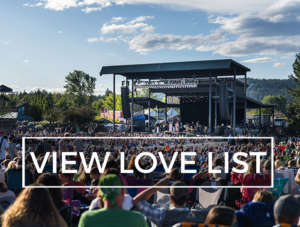 Bend's Music Scene Love List