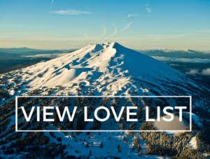 Spring Rejuvenation Love List