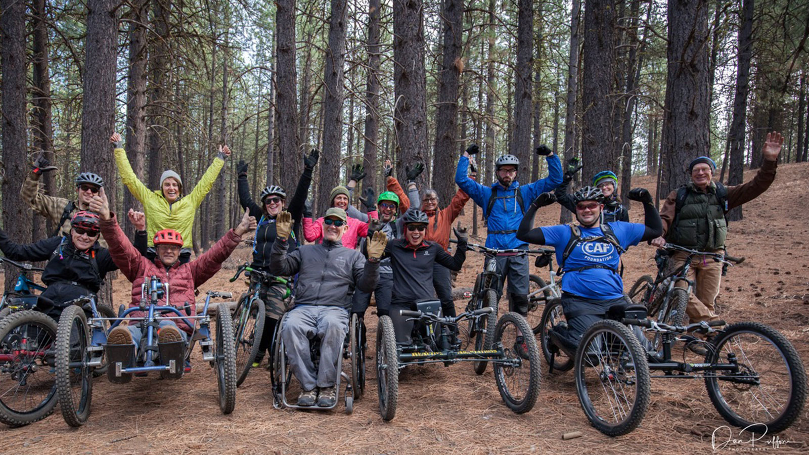 A perfect day in Bend when you're rockin' a wheelchair - Visit Bend