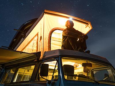 USA CamperVan RV Rentals Bend Oregon